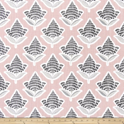 Premier Prints Makato Slub Canvas Blush