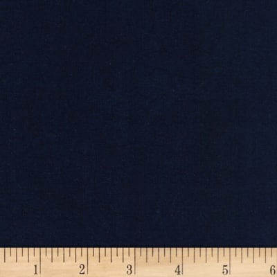 """Westrade 110"""" Flannel Wide Backs  Willow Navy"""