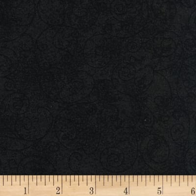 "Westrade 110"" Flannel Wide Backs  Willow Black"