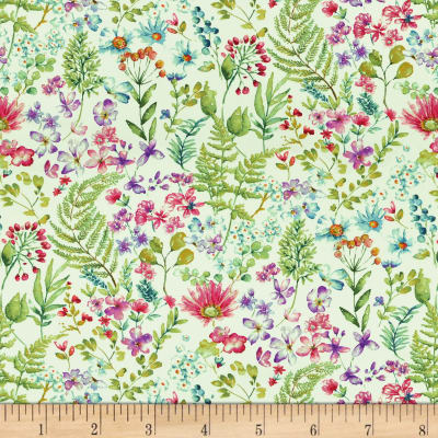Covington Botanica Twill Summer