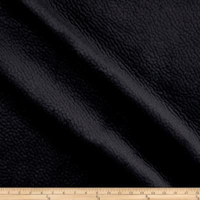 Elephant Matelasse Velour Solid Black