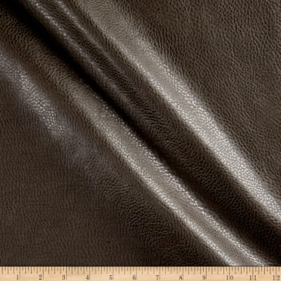 Rodeo Faux Leather Charcoal