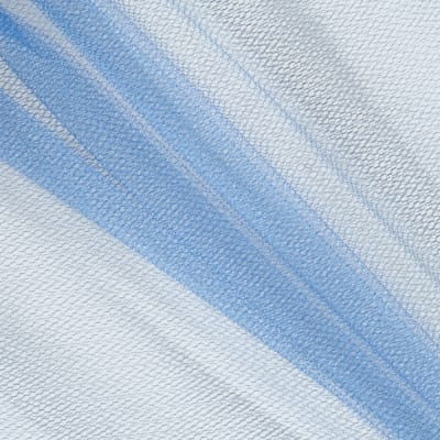 "72"" Wide Nylon Netting Periwinkle (Bolt, 40 Yards)"