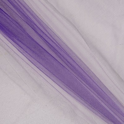 54'' Wide Tulle Deep Purple (Bolt, 50 Yards)