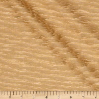Sentimental Stripe Metallic Tan
