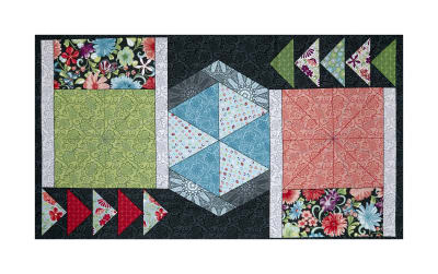 "Contempo Meadow Dance Meadow Dance 23"" Panel Multi"