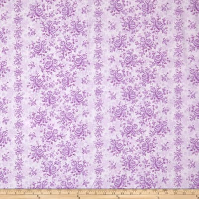 "Homestead 110"" Wideback Climbing Rose Violet"
