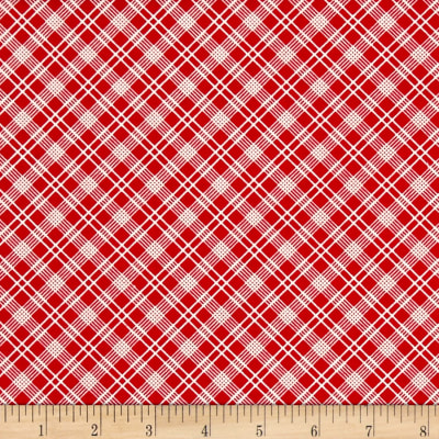 Penny Rose Sunnyside Plaid Red