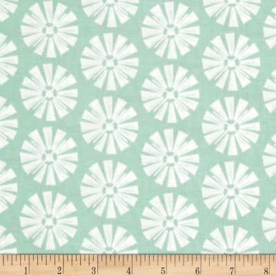 Riley Blake Grandale Windmill Mint