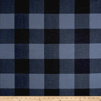 Artistry Buffalo Check Jacquard Navy/Black