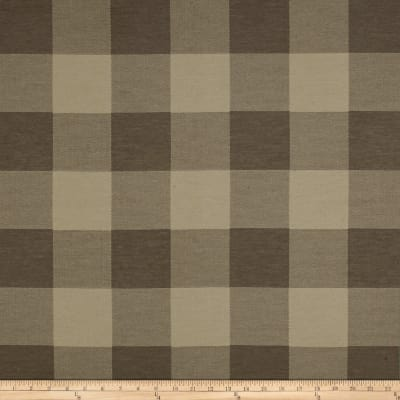 Artistry Buffalo Check Jacquard Brown