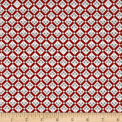 Penny Rose Rustic Romance Rustic Spade Red