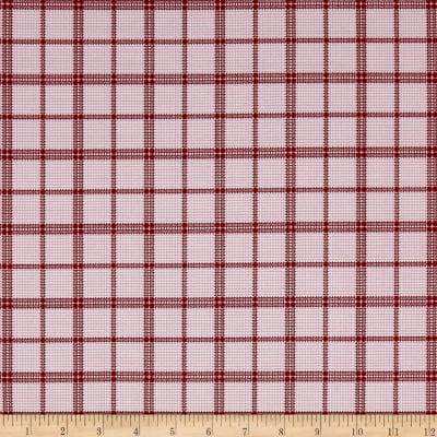 Penny Rose Rustic Romance Rustic Plaid Pink
