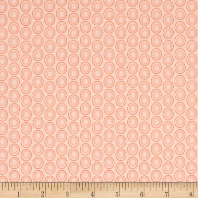Art Gallery Oval Elements Peach Dust