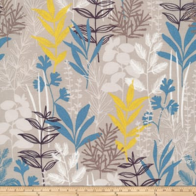 Cloud 9 Organic Sow & Sew Herb Garden Blue/Gray