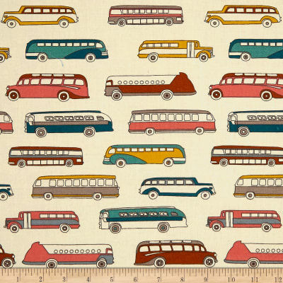 Birch Organic Trans Pacific Retro Bus