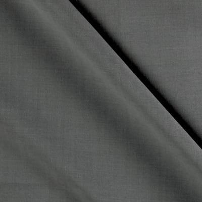Super 120 100% Italian Merino Wool Medium Grey