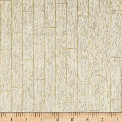 Kaufman Shades Of The Season Wood Planks Ivory