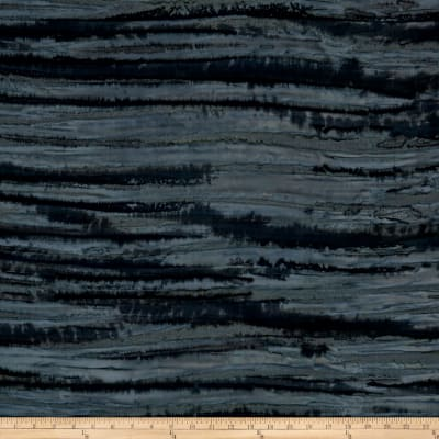 Blossom Batiks Valley Fossil Charcoal