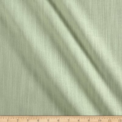 Slub Cotton Solid Duck Seafoam