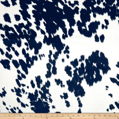 Udder Madness Exclusive Cow Upholstery Ink