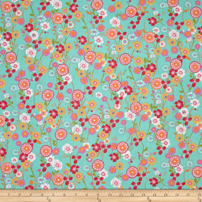Easycare Broadcloth Caroline Mint
