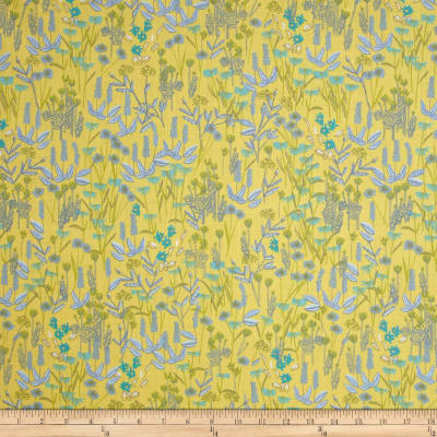 Easycare Broadcloth Shire Yellow