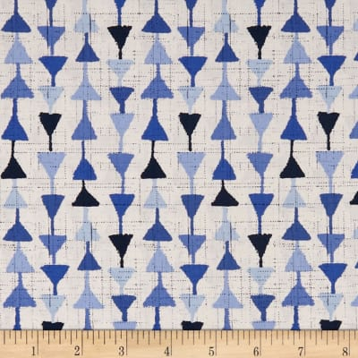 Moody Blues Arrowheads Light Blue
