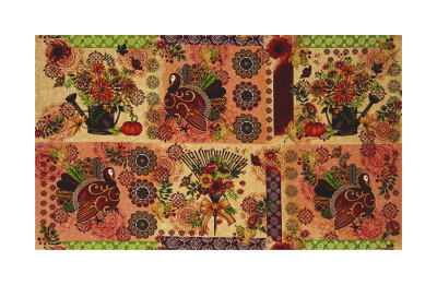 Fall Festival Placemats Cream