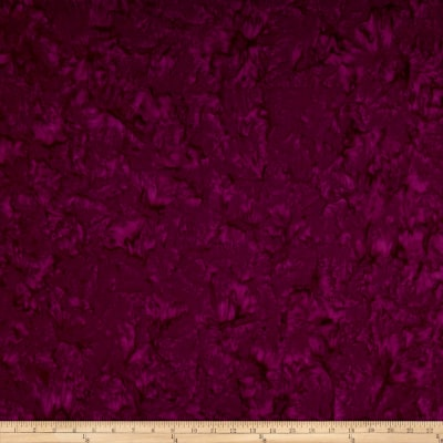 Wilmington Batiks Rock Candy Magenta