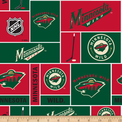 National Hockey League Minnesota Wild Fleece