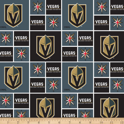 NHL Broadcloth Las Vegas Golden Knights