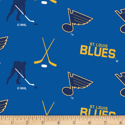 NHL Fleece Saint Louis Blues Tossed
