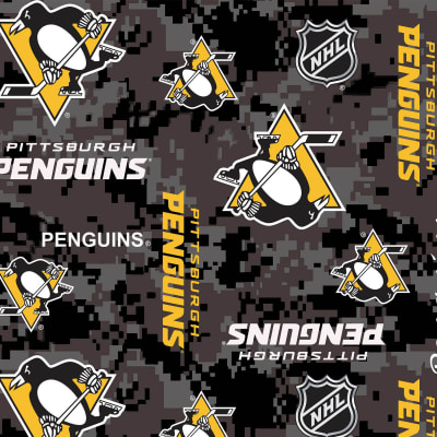 NHL Fleece Pittsburgh Penguins Digi
