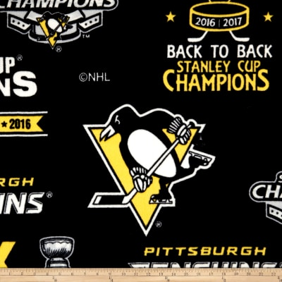 NHL Fleece Pittsburgh Penguins National Championship