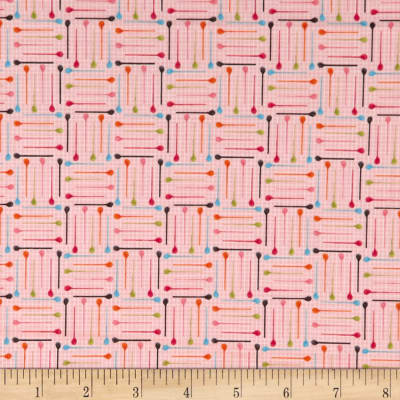 One Stitch At A Time Sewing Pins Pink