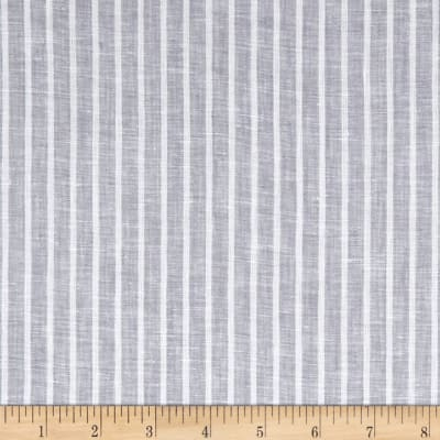 Telio Romsey Linen Stripe Grey