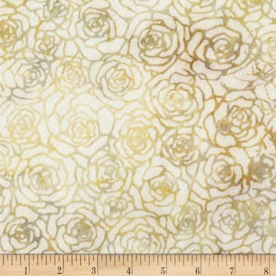 Anthology Batik Roses Whisper