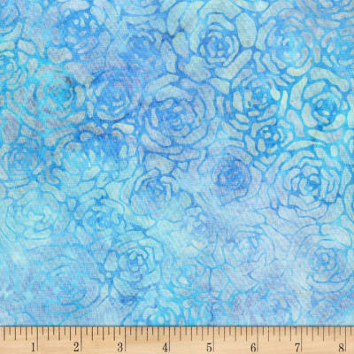 Anthology Batik Roses Cool