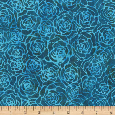 Anthology Batik Roses Seaport