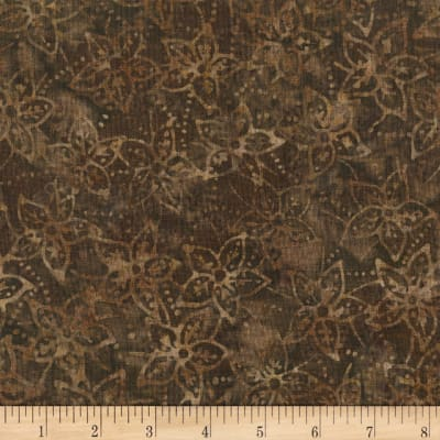 Anthology Batik Star flowers Soil