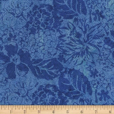 Anthology Batiks Garden Scuba