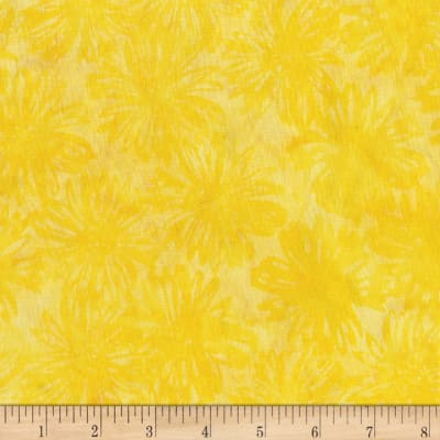 Anthology Batiks Bloom Daisy