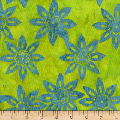 Anthology Batiks Flashy Envy
