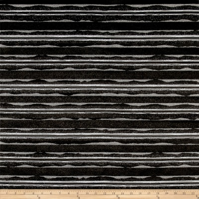 Bella Dura Exclusive Indoor/Outdoor Dana Point Chenille Jacquard Onyx
