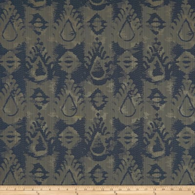 Bella Dura Exclusive Indoor/Outdoor San Mateo Chenille Jacquard Ocean