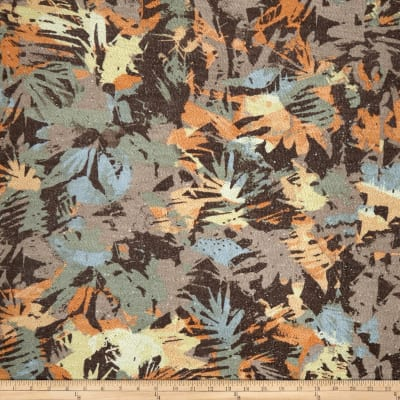 Sol Angeles French Terry Knit Camo Floral Multi