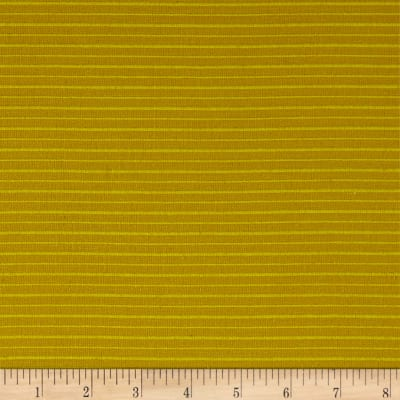 Andover Mariner Cloth Yarn Dyed  Woven Chartreuse