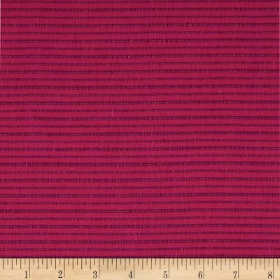 Andover Mariner Cloth Yarn Dyed  Woven Raspberry