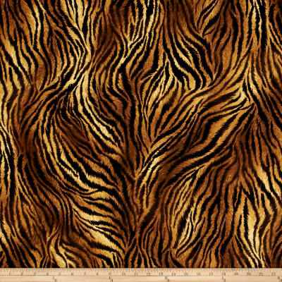 Andover Tiger Kingdom Fur Natural